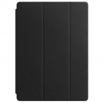 Чехол Apple Leather Smart Cover for iPad Pro 12.9 Black (MPV62)