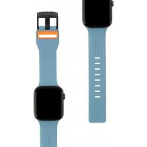 Ремешок UAG для Apple Watch 44/42 Civilian, Slate/Orange