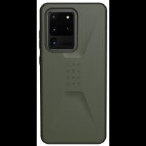 Чехол UAG для Galaxy S20 Ultra Civilian, Olive Drab