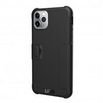 Чехол UAG Metropolis для iPhone 11 Pro Max (Black)