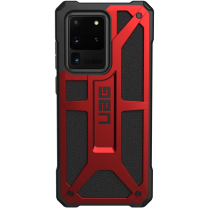 Чехол UAG для Galaxy S20 Ultra Monarch, Crimson