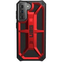 Чехол UAG для Samsung Galaxy S21 Monarch, Crimson