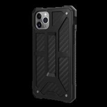 Чехол UAG Monarch для iPhone 11 Pro Max [Carbon Fiber (111721114242)]