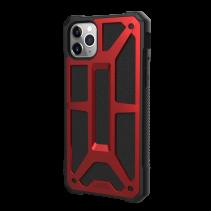 Чехол UAG Monarch для iPhone 11 Pro Max [Crimson (111721119494)]