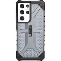 Чехол UAG для Samsung Galaxy S21 Ultra Plasma, Ash