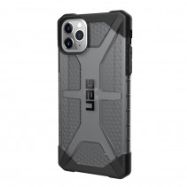 Чехол UAG Plasma для iPhone 11 Pro Max[Ash (111723113131)]