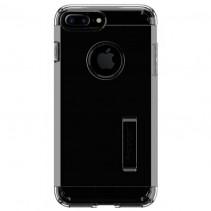 Чехол-накладка Spigen Case Tough Armor Jet Black for iPhone 7 Plus (SGP-043CS20852)