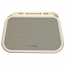 Портативная колонка Baseus Encok Multi-functional wireless speaker E02 Gold (NGE02-0V)