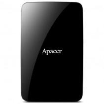 """Внешний накопитель Apacer AC233 4TB 5400rpm 8MB 2.5"""" USB 3.0 External Black (AP4TBAC233B-S)"""