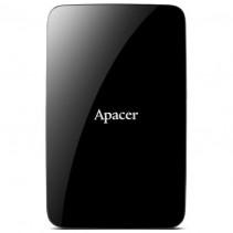 """Внешний накопитель Apacer AC233 1TB 5400rpm 8MB 2.5"""" USB 3.0 External Black (AP1TBAC233B-S)"""
