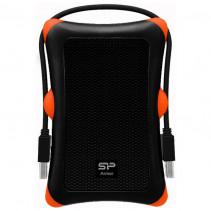 Внешний накопитель Silicon Power Armor A30 1TB 2.5 USB 3.0 External Black (SP010TBPHDA30S3K)