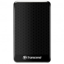 Внешний накопитель Transcend StoreJet 25A3 1TB 2.5 USB 3.0 External Black (TS1TSJ25A3K)
