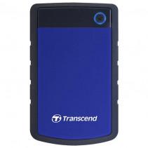 Внешний накопитель Transcend StoreJet 25H3P 2TB 2.5 USB 3.0 External (TS2TSJ25H3B)