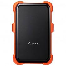 """Внешний накопитель Apacer AC630 2TB 5400rpm 8MB 2.5"""" USB 3.1 External Orange (AP2TBAC630T-1)"""