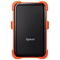 """Внешний накопитель Apacer AC630 1TB 5400rpm 8MB 2.5"""" USB 3.1 External Orange (AP1TBAC630T-1)"""