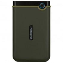 "Внешний накопитель Transcend StoreJet 25M3G 1TB 2.5"" USB 3.1 Gen1 External Military Green (TS1TSJ25M3G)"