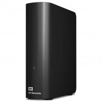 "Внешний накопитель Western Digital Elements Desktop 4TB 3.5"" USB 3.0 External Black (WDBWLG0040HBK-EESN)"
