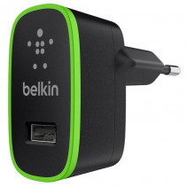 Сетевое ЗУ Belkin USB Home Charger (2.1Amp) c кабелем USB-C to USB-A, 1.8m, BLK