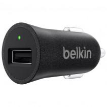 Автомобильное ЗУ Belkin USB Mixit Premium (USB 2.4Amp), Black (F8M730btBLK)
