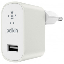 Сетевое ЗУ Belkin USB Mixit Premium (USB 2.4Amp), White (F8M731vfWHT)