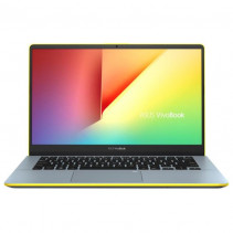 Ноутбук Asus VivoBook S14 S430UN (S430UN-EB117T) Silver Blue-Yellow