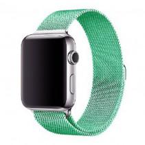 Ремешок Apple Watch Milanese Loop (42mm/44mm) Mint