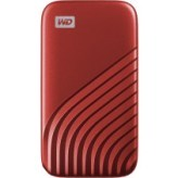 Портативный SSD накопитель WD Passport USB 3.0 2TB Red (WDBAGF0020BRD-WESN)
