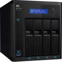 Сетевое хранилище NAS WD My Cloud Pro Series PR4100 (WDBNFA0000NBK-EESN)