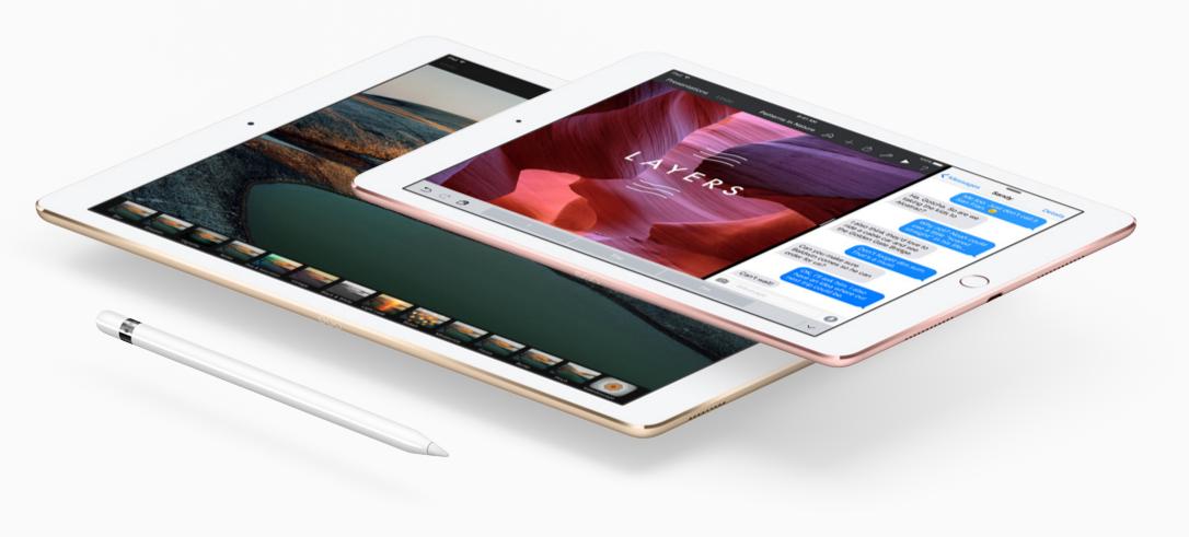 Обзор новинки - iPad Pro 9,7``