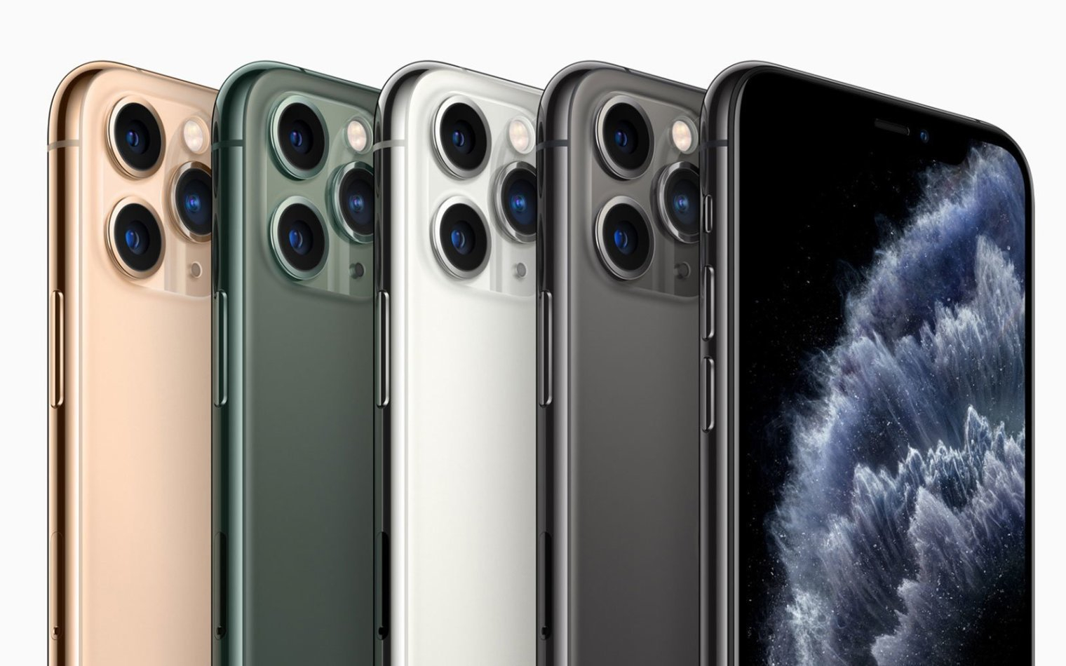 Корпус iPhone 11 Pro