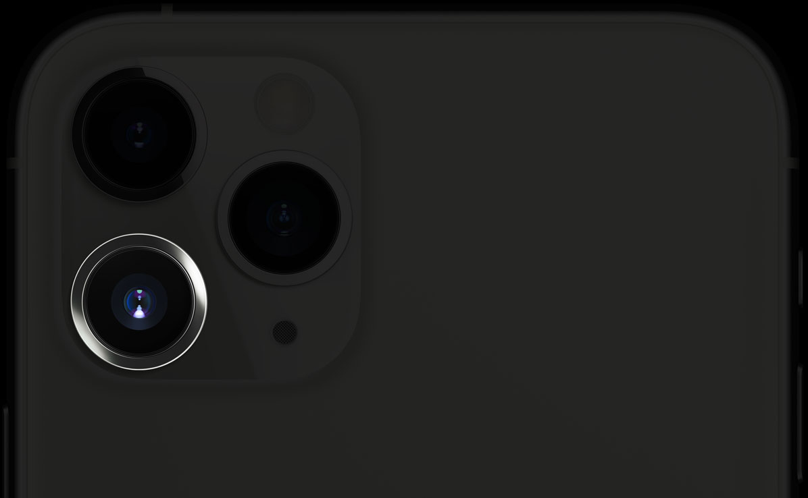 Сверхширокоугольная камера