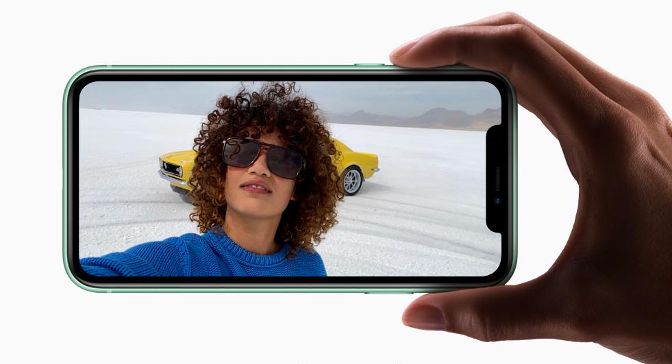 Режимы съемки в iPhone 11