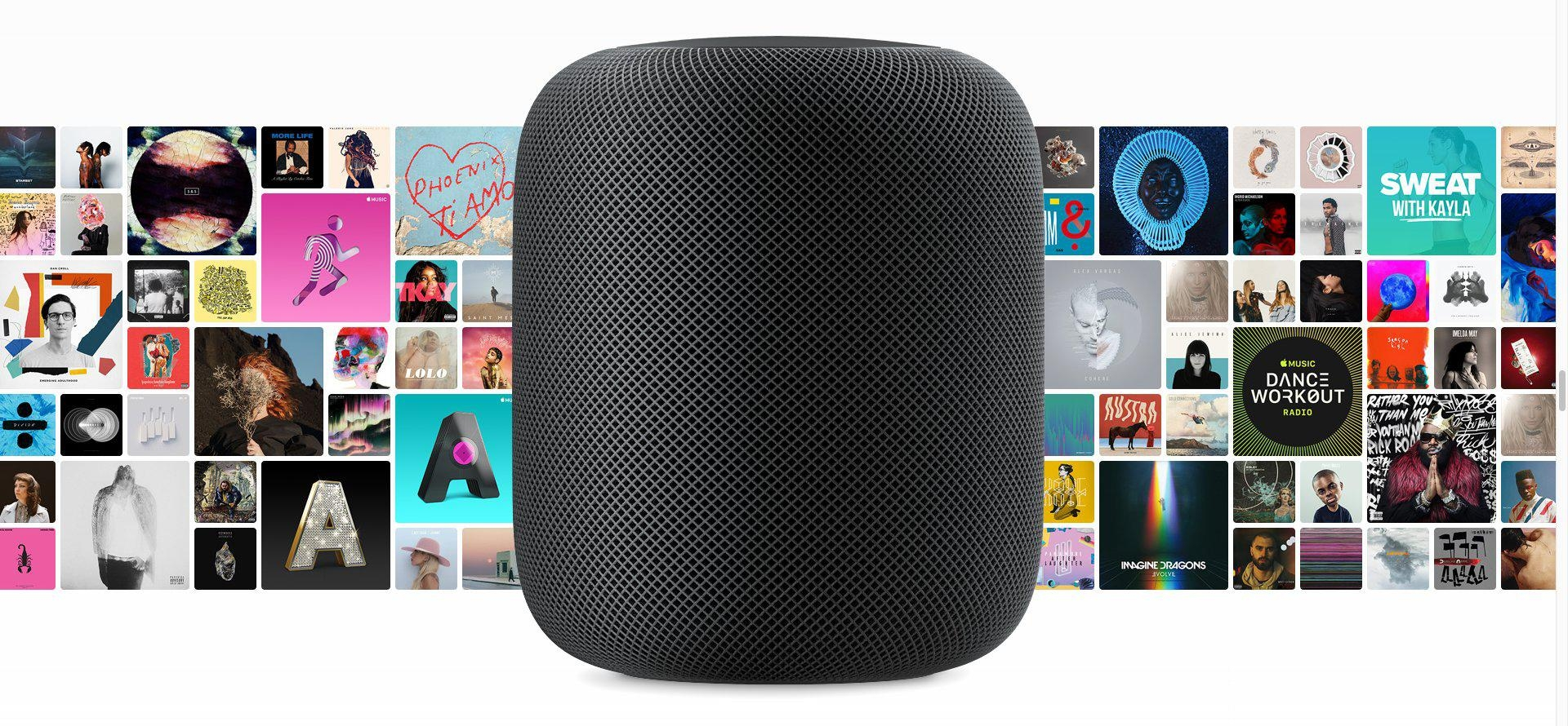Apple HomePod Украина