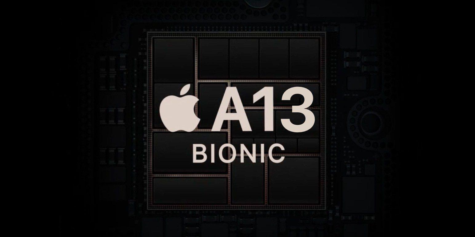 Процессора A13 Bionic