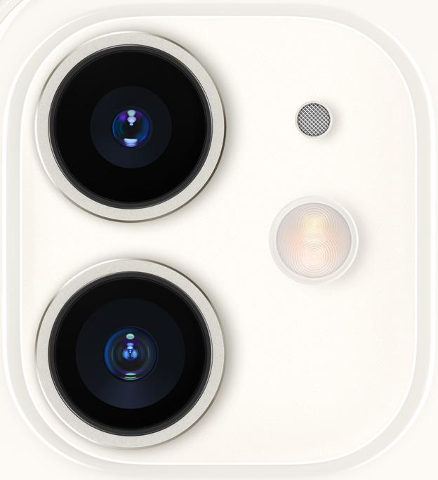 Камера iPhone 11